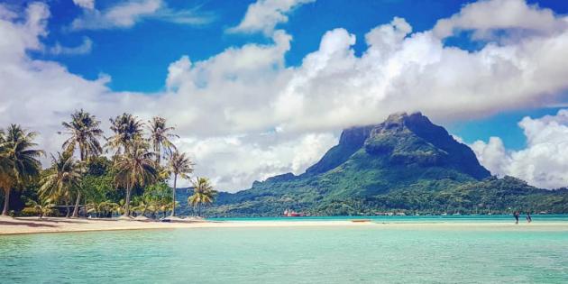 Bora Bora Pacific