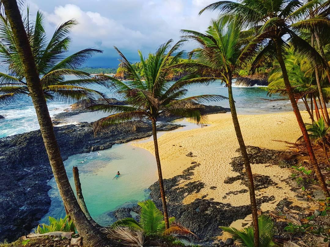 Beautiful Sao Tome