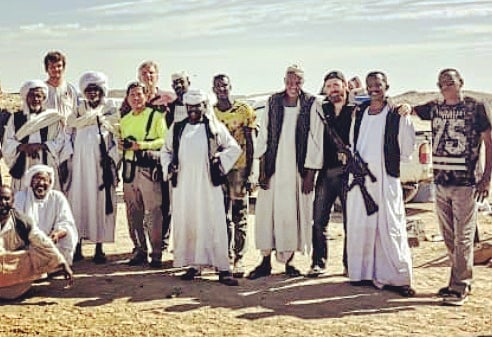 The Bedouins and I