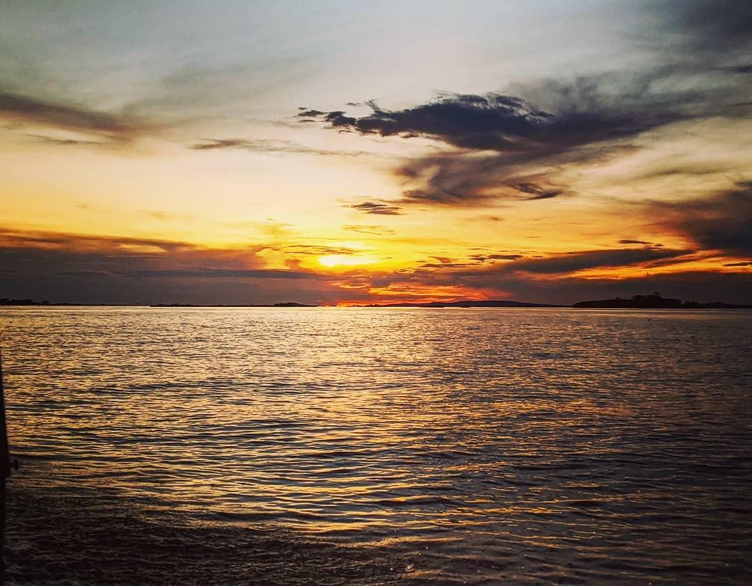Sunset Burundi