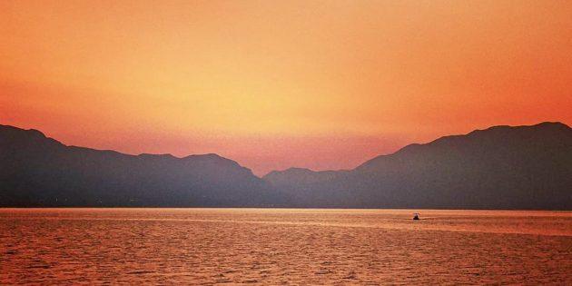 Ocean-Sunset